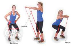 TheraBand ( Exercise resistance bands)