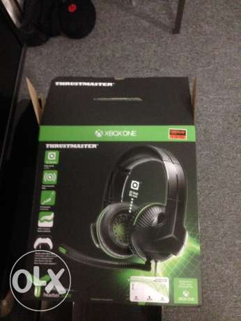 Xbox One and Pc Headset(Trustmaster) مسقط -  2