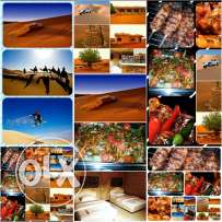 desert Safari camp for 4 ppl - Actual prize - 180 , offered 140