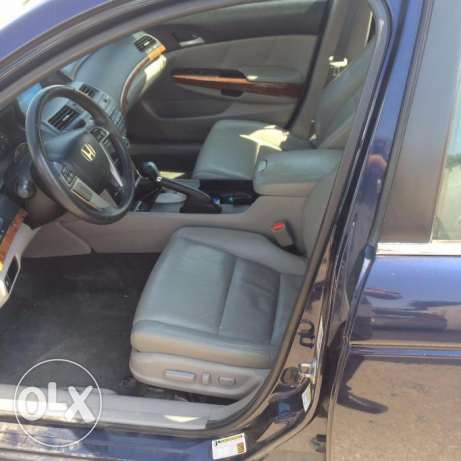 Honda Accord 2012 model V6 The number one slot and skin US imported مسقط -  6
