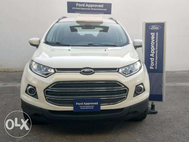 Brand New Ford Ecosport Titanium No 1 Unregistered Car For Sale