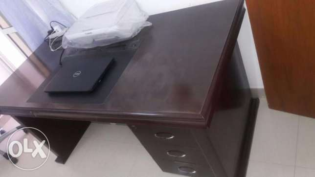 Office table for sale.