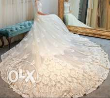 NEW WEDDING DRESS for sale/ rent