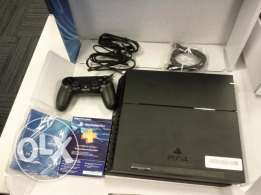 sony playstation4 neo with extra controller