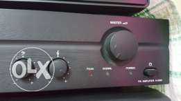 TOA Mixing Amplifier and Pioneer Speakers