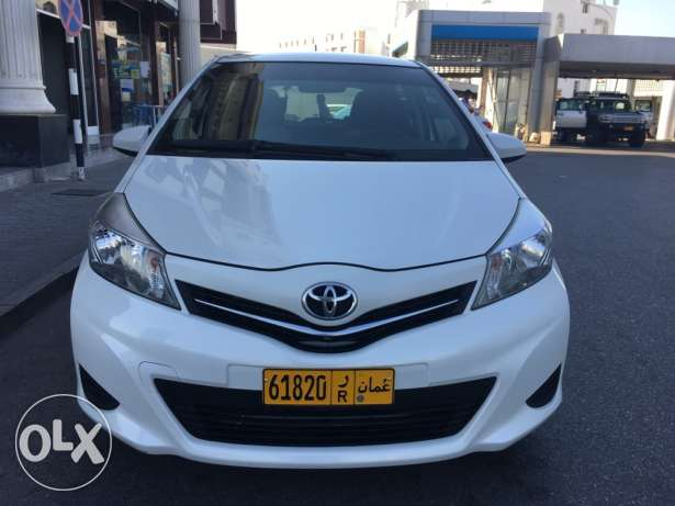 Toyota Yaris hatch back 2013 مسقط -  2