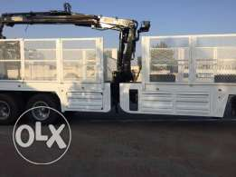 New trailers for sale almost 25 types in uae, oman, sudia, syria