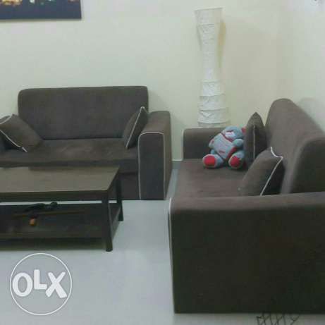 Sofa set good condition urgent sell