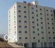 Flats in Bowshar behind Masjid Al Ameen,consisting of 2 bedrooms+Hall