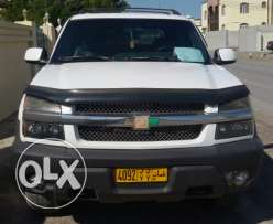 For sale Chevrolet Avalanche 2002