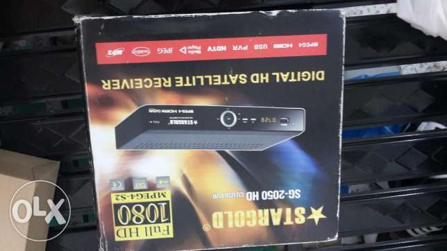 Receiver not used .. In gud condition