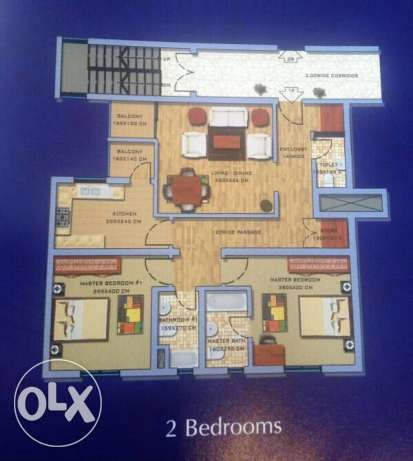 flat fore RENT in mumtaz eary روي -  1