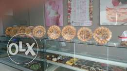 Need Chief Eastern sweets& chief western sweets& chief pastries&sales
