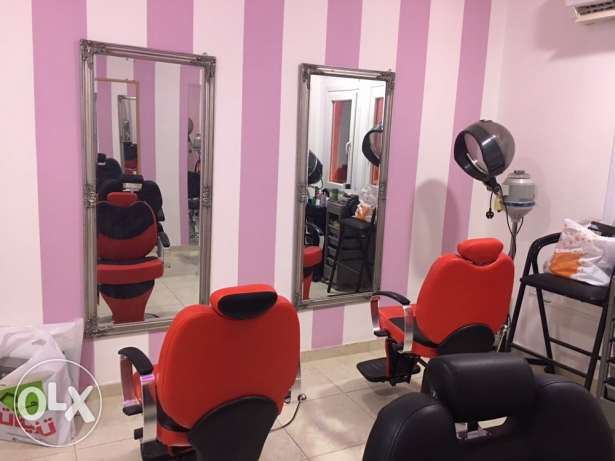 Beautiful salon for sale