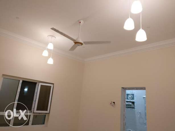New Flat for Rent in Mabeela, Near to Muscat Express Way and German Un السيب -  4