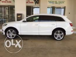 Audi Q7 supercharged 2012 very clean