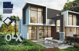 akuya oxgen townhouses and villas only 110.000 OMN riyal pay 24% only