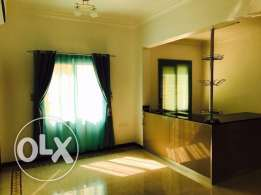 Open Kitchen 1BHK flat for rent in Al Khuwair 33,Free Wifi,Water,Elect