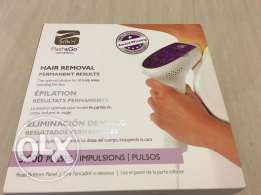 hair removal by pulses