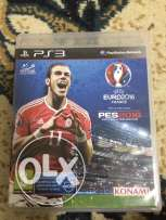 PES 16 for PS3