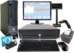 POS systems and software for supermarkets, Restaurants and many more