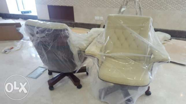 Unused n New Executive Chair -MB مسقط -  4