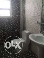 flat for rent in Al-maabilah ground floor with acs