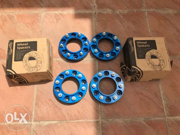 Wheel spacer SpiderTrax 1 1/4 inch for Toyota set of 4