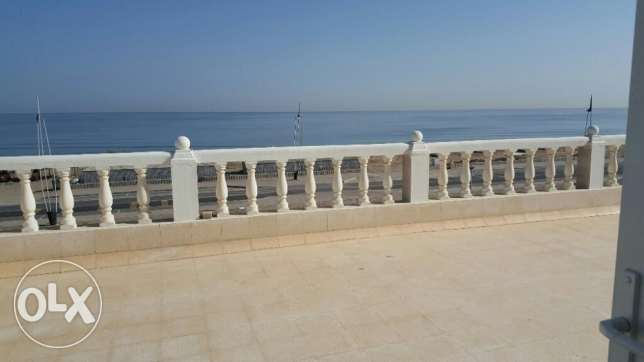Al Hail North Penthouse Specious Flat with Private Terrace & Parking i مسقط -  1