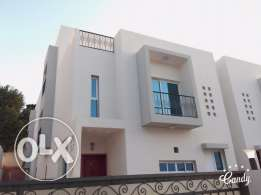 European Compound 5BHK + 1 Maid villa For Rent in Madinat Ahlam