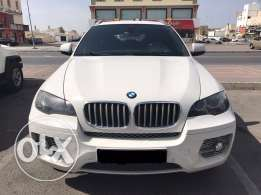 BMW X6 Twin Turbo V8 From Al Jenaibi