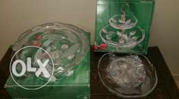 Crystal Stands for SALE