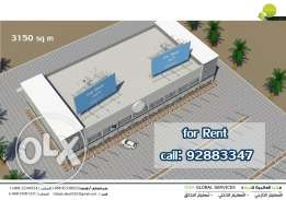 New building for hypermarket or gift market in izki souq