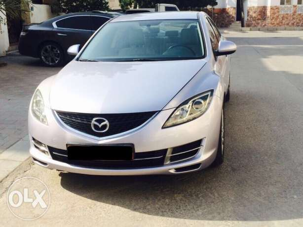 2009 Mazda6,2.5,option2,full automatic alloy cruise control,oman agenc