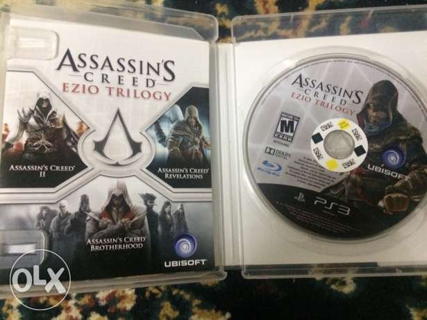 Assassin's Creed for PS3 السيب -  3