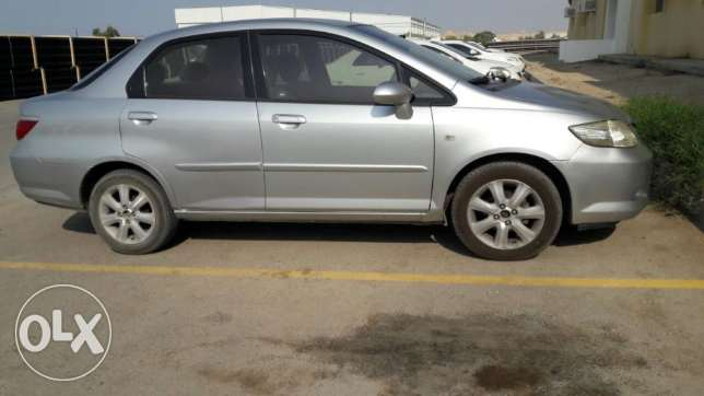 HONDA City - 2007 Model , Fully Automatic مسقط -  2