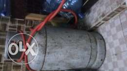 Gas Cylinder with Stove for Sale