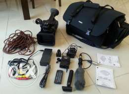 Sony camcorder mint condition for sale