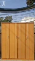 cupboard 4 doors very strong use few month. for sale