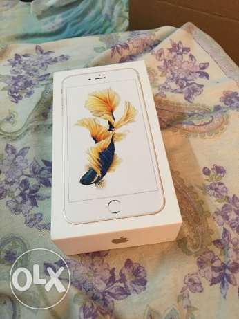 Apple 6S plus 128 GB