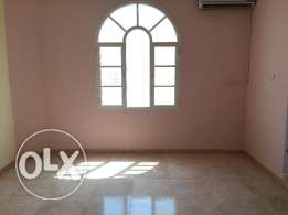 flat for rent in a villa with balcony in almawaleh south