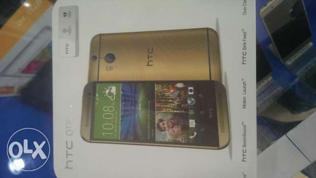 Htc m8 new and orginal اتش تي سي
