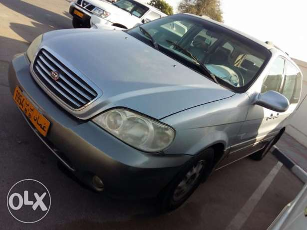 kia carnval avaiable for sale صحار -  5