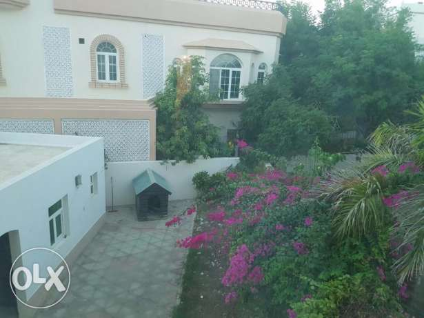 Wonderful 6BHK Villa for Rent in Azaiba بوشر -  1