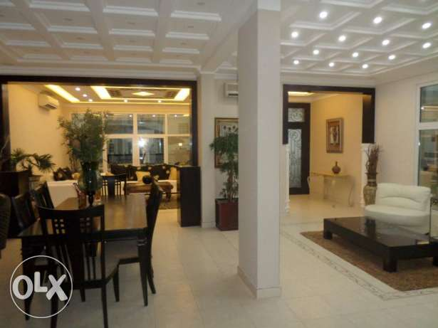 5 + 1 BR Fantastic Fully Furnished in Azaiba