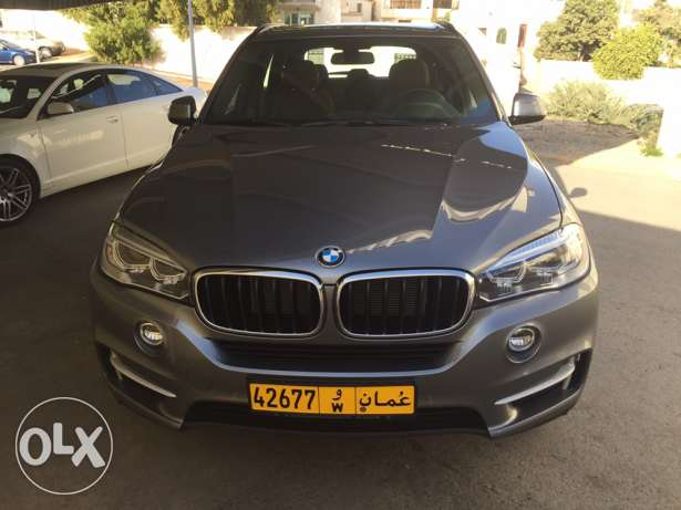 BMW X5 - 2016 - 5 years international warranty مسقط -  4