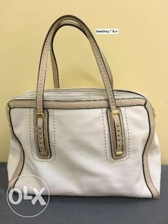handbag for sale 7 R.o شنطه للبيع