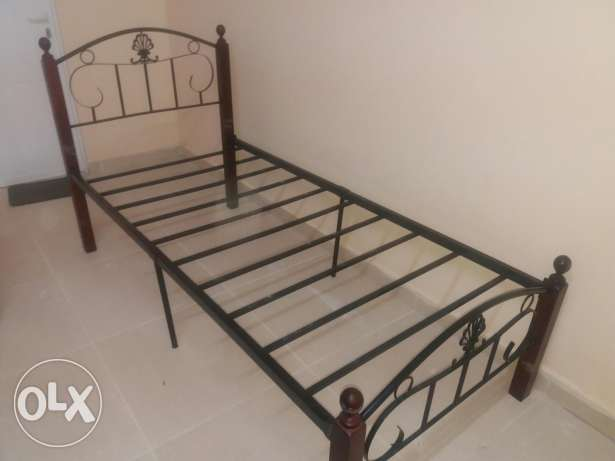 Only one month used bed .good condition