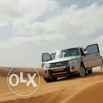 4 Wheel car available with driver for weekends tour and weekday
