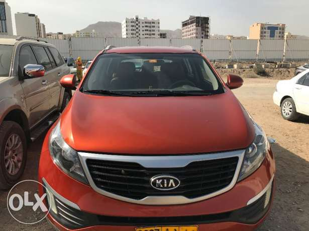 best offer- excellent KIA sportage Lx 2 L ,2012 for sell negotiable